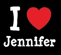 i heart jennifer